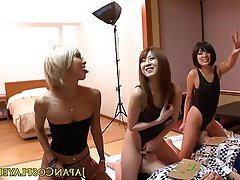 Face Sitting, Group Sex, Japanese