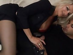 Blonde, Double Penetration, Hardcore, MILF, Old and Young