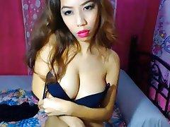 Amateur, Asian, Babe, Big Boobs, Webcam