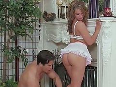 Ass Licking, Babe, Beauty, Blowjob