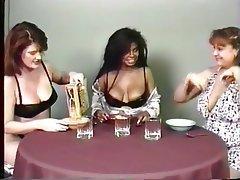Lesbian, Mature, Big Boobs, Interracial, MILF