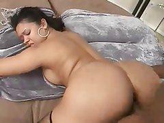 Big Butts, Brazil, Interracial
