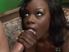 Anal, Blowjob, Facial, Interracial