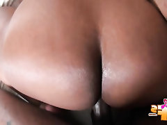 Babe, Big Ass, Blowjob, Ebony